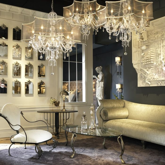 Luna Bella Chandelier Just Stunning Funky LightingLighting IdeasThe RoomFamily RoomChandeliersGlass ChandelierDining