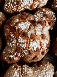期間限定! イタリア菓子職人の父が作るパスクアのお菓子「コロンバ」
