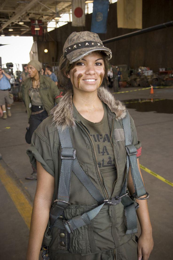 military tumblr female Nude