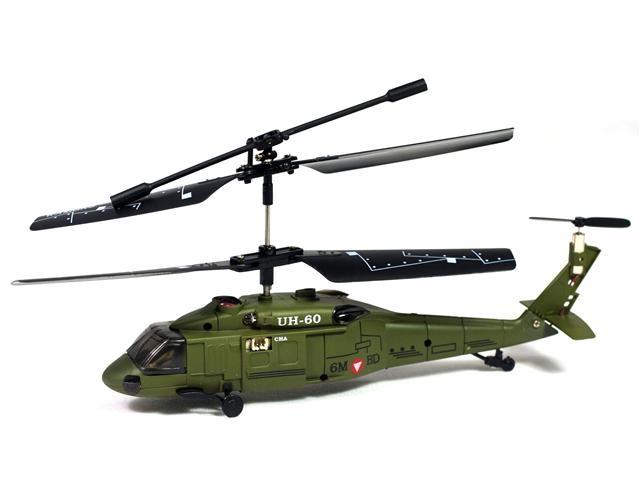 Syma S013 Black Hawk Remote Control Remote Control Helicopter $14.99