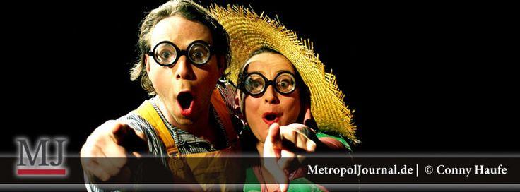 (AS) Das Theater Schreiber & Post siegt beim 11. Amberger Kindertheaterfestival - http://metropoljournal.de/?p=8882