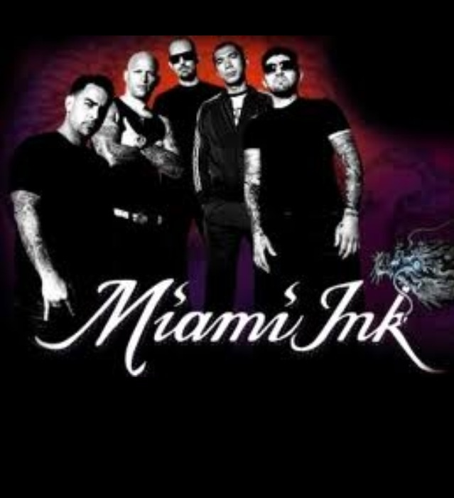 Miami Ink ... Visited Miami Ink's Love Hate on Washington Ave. when I was in Miami ... no I did not get a tattoo