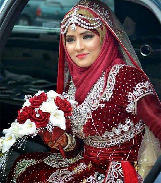 foto pernikahan muslim, Gambar Foto Gaun Pengantin, tips ...