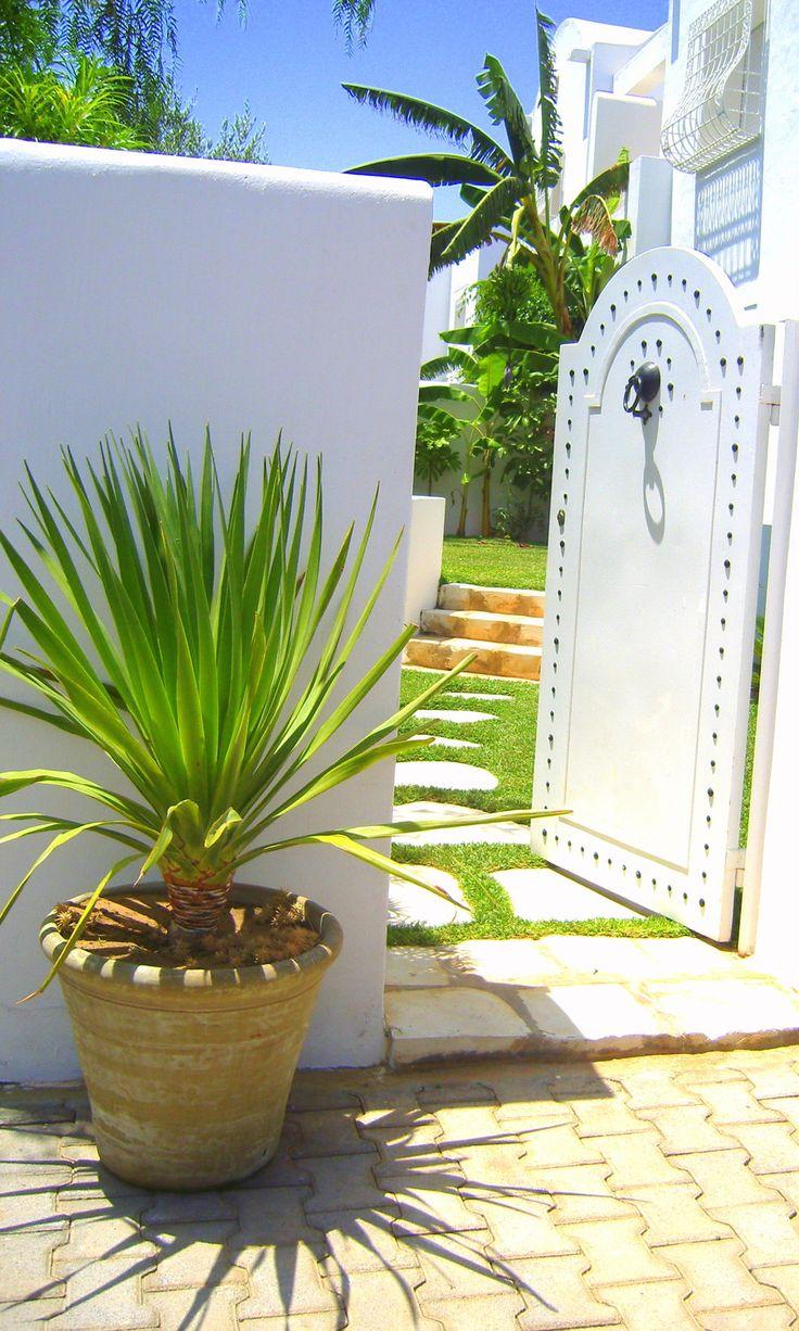 maison Hammamet nord Tunisie