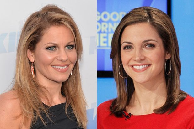 'The View' in Talks With Candace Cameron Bure and Paula Faris as Co-Hosts