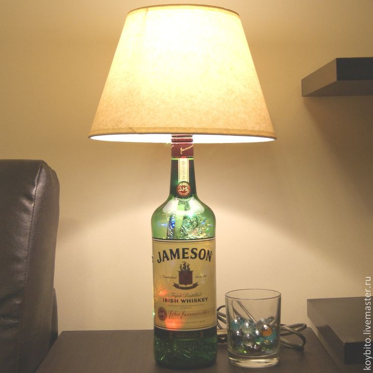 Купить Светильник настольный Jameson новогодний - лампа, светильник, подарок, подарок на новый год, Новый Год