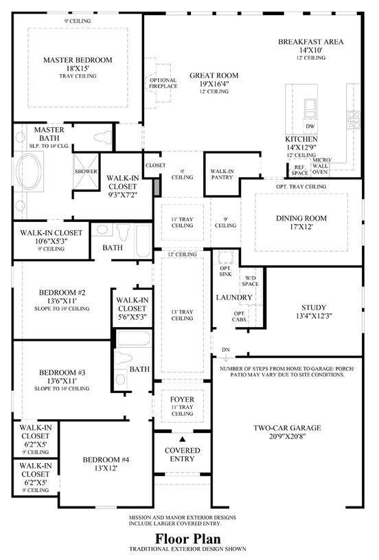 Best Floor Plans Images On   Floor Plans Ranch And