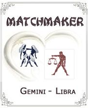 Gemini And Libra:- You happen to go on a blind date. You met a girl, and were pretty smitten by her. So you approached her. Using that Gemini charm of yours, you engaged in conversation. You exchanged contact details and upon arriving home, you did....