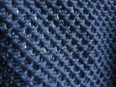 Chinese waves stitch