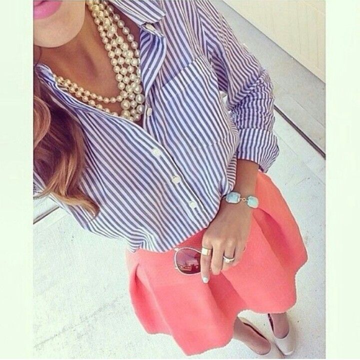 Classy summer outfit