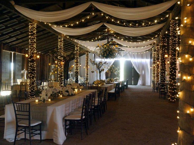 A Rustic Barn Wedding Venue Desert Foothills