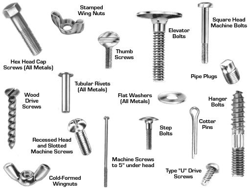 260 best bolts  u0026 screws images on pinterest