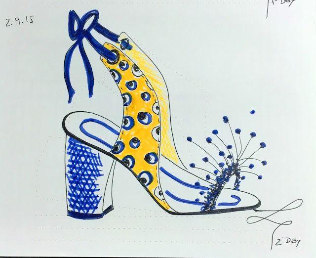 Bebashoes: 21 Dias a desenhar Sapatos