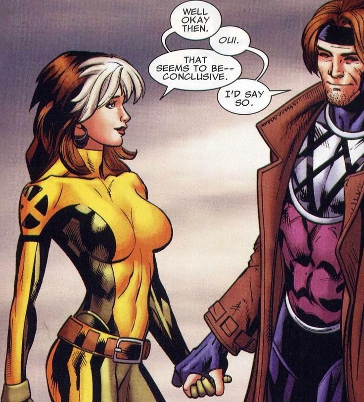 rogue and gambit movie - Google Search