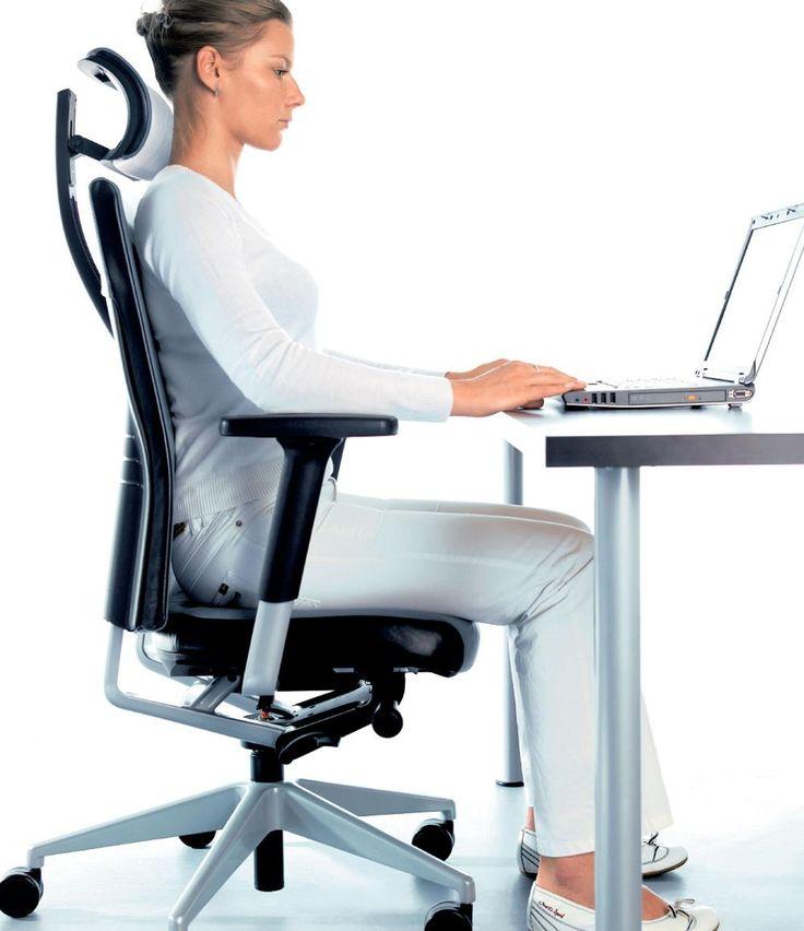 #Fotel gabinetowy z kolekcji #ONE - wygląda na wygodne rozwiązanie http://www.arteam.pl/aktualnosci/projektowanie-powierzchni-biurowych/