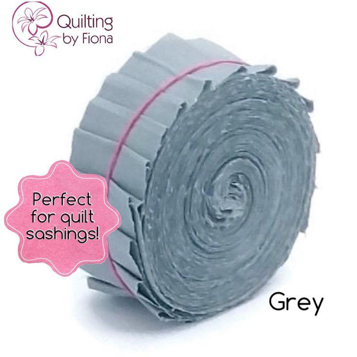 A personal favourite from my Etsy shop https://www.etsy.com/listing/231383930/20-grey-precut-honey-bun-fabric-strips