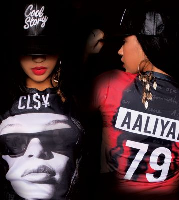 Need this!! Aaliyah forever!