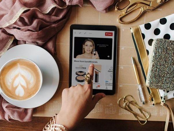 #Pinterest lance trois nouveaux outils articulés autour de la recherche visuelle avec usage de l'intelligence artificielle.
