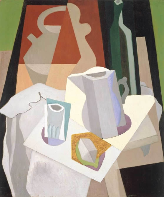 Nature Morte :: Gino Severini ::