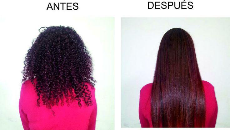 Chocoliss Herbal. Alisante progresivo, cabello liso ,suave y sin frizz.