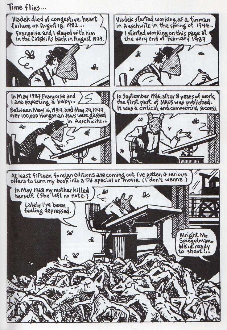 Art Spiegelman — Maus