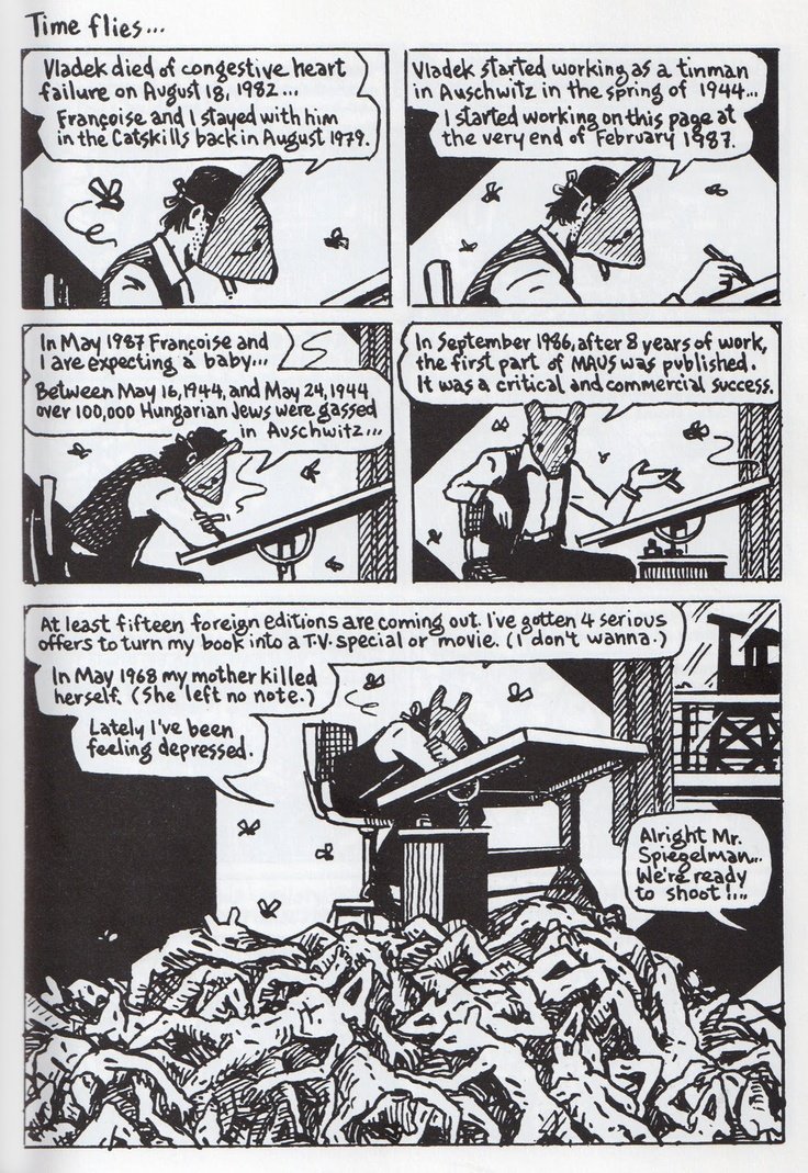 17 best images about maus graphic novels mice and art spiegelman maus
