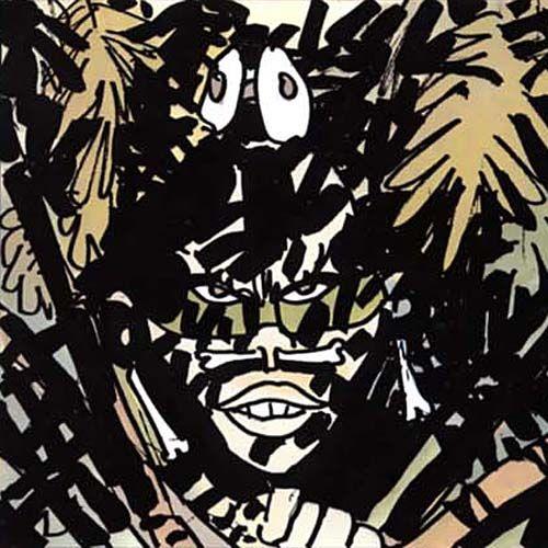 Hugo Pratt - Corto Maltese: Mû (1992)