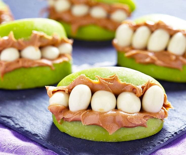 healthy halloween snacks | Halloween Healthy Party Treats