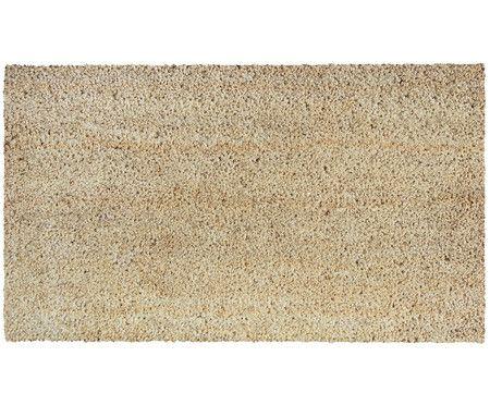 Fußmatte Coco Sand