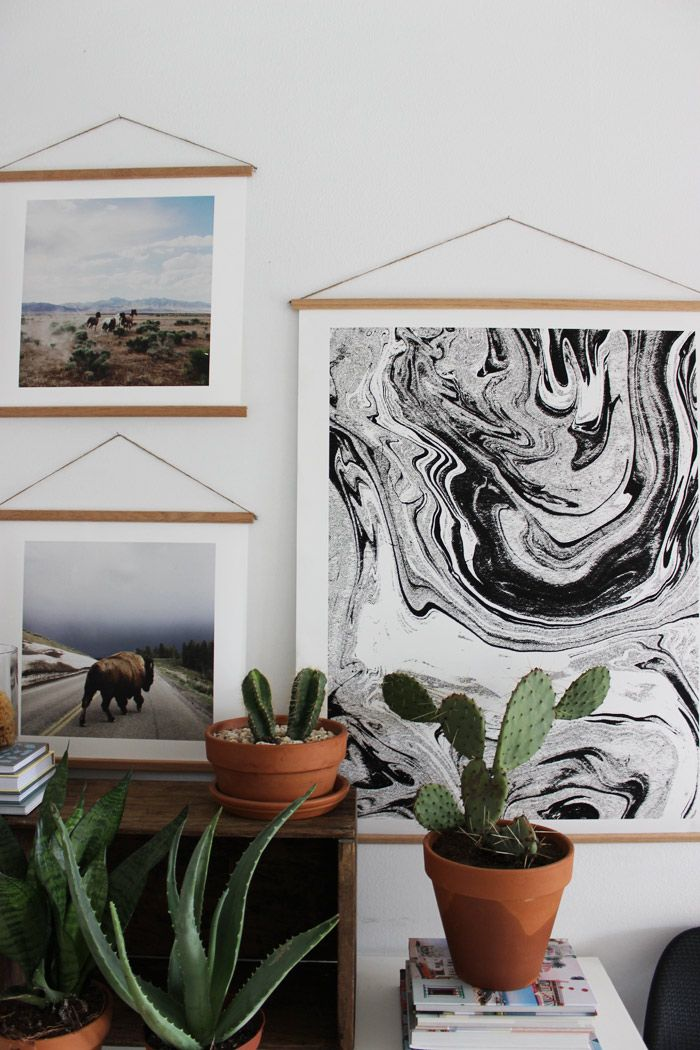 Easy DIY Dowel Rod Frames With Design Expert, Poppytalk