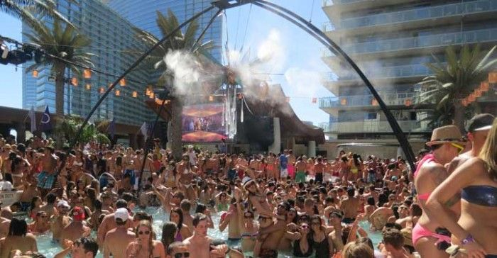 Marquee Dayclub Las Vegas, Reserve Cabanas, Daybeds, Purchse Tickets- Open in February?