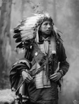 Crazy Bull, Ogallala Sioux 1899