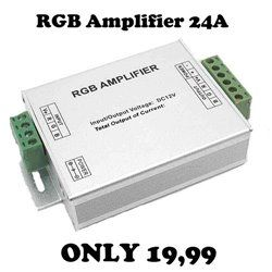 RGB AMPLIFIER FOR STRIP 24A