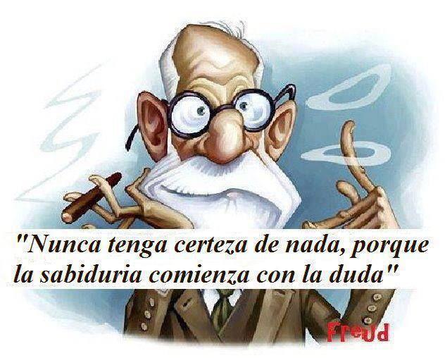 Qué pasa Freud?