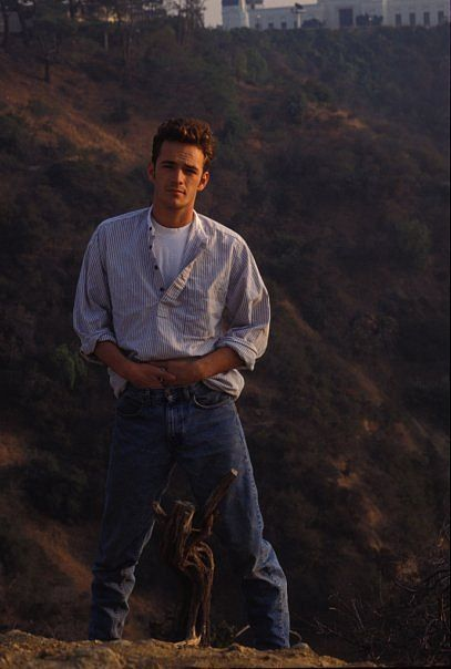 Luke Perry Beverly Hills 90210