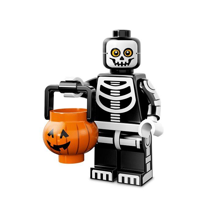 SERIE 14 : Serie 14 Chico esqueleto