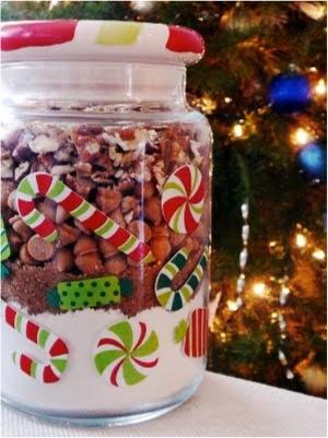 Cookie Mix in a Jar - Butterscotch Pecan Cookies