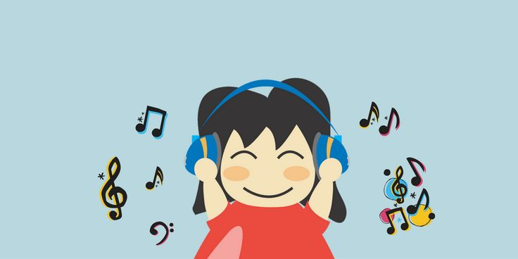 Learning languages through music is fun and effective!