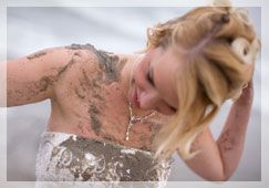 How to clean a Wedding Dress.