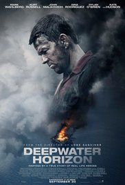 Deepwater Horizon: good pacing, suspense.  Amazing action sequences and special effects.  Good explanation of how the accident happened.