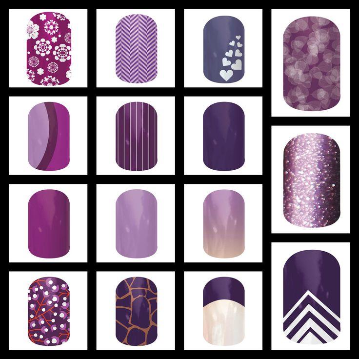Best 12 JAMBERRY NAILS ideas on Pinterest | Jamberry nail wraps ...