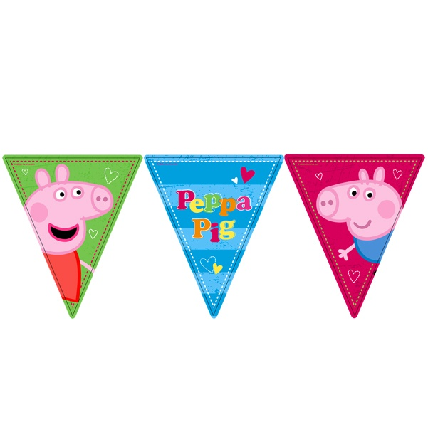 Peppa Pig Banner Peppa Pig Birthday Banner By: 17 Best Images About Tema Festa Peppa Pig On Pinterest