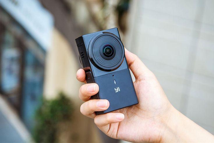 Câmera faz transmissão ao vivo em 360 graus com 4K