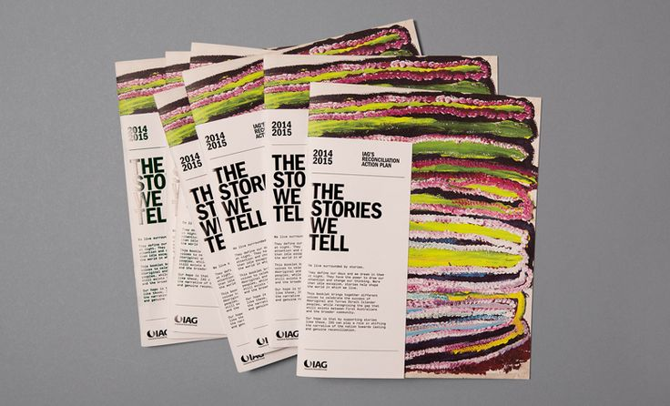 IAG - The Stories We Tell