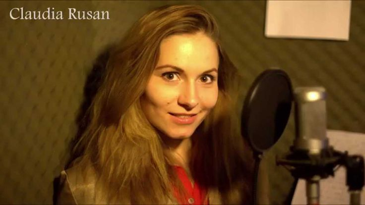 Claudia Rusan -  Anytime, Anywhere (Sarah Brightman COVER)