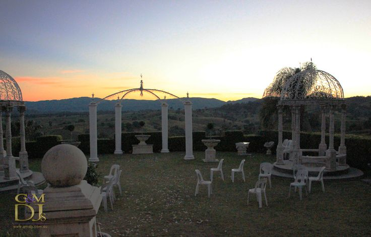 The stunning views and sunset at Glengariff Historic Estate | G&M DJs | Magnifique Weddings #gmdjs #magnifiqueweddings #glengariffhistoricestate #glengariff #glengariffwedding @gmdjs @glengariff_historic_estate