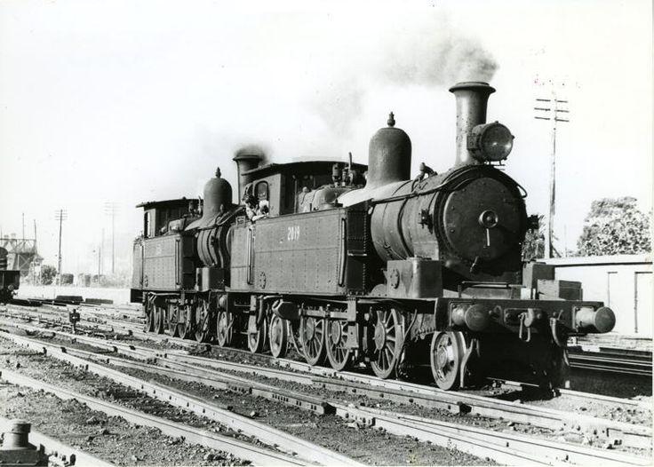 The Camden Branch Railway Line