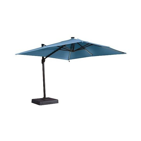 Oakengrove Patio Umbrella (1,275 CAD) ❤ Liked On Polyvore Featuring Home,  Outdoors,