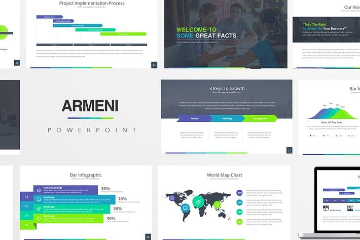 Armeni Powerpoint Presentation Marketing Presentation  Download