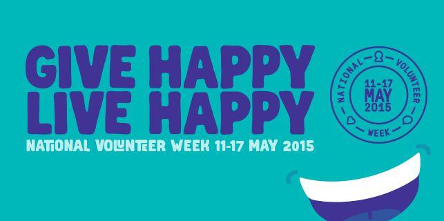 HAPPY VOLUNTEER WEEK! to our more than 130 volunteers at BRMC